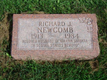 NEWCOMB, RICHARD JESSE - Jefferson County, Iowa   RICHARD JESSE NEWCOMB