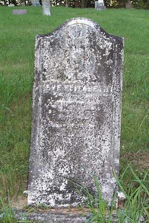 NICKELS, EVE ELIZABETH - Jefferson County, Iowa | EVE ELIZABETH NICKELS