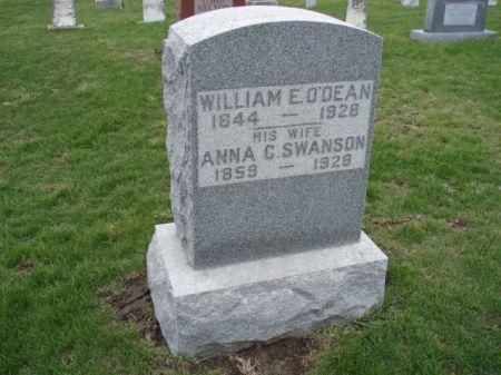 O'DEAN, ANNA C - Jefferson County, Iowa | ANNA C O'DEAN