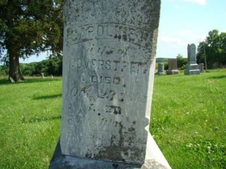 PETERSON OVERSTREM, CAROLINE H - Jefferson County, Iowa | CAROLINE H PETERSON OVERSTREM