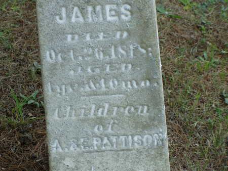 PATTISON, JAMES - Jefferson County, Iowa | JAMES PATTISON