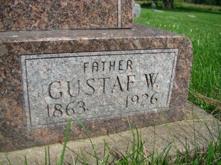 PETERSON, GUSTAF W - Jefferson County, Iowa | GUSTAF W PETERSON