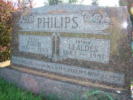 CRENSHAW PHILLIPS, EDITH HARRIETT - Jefferson County, Iowa | EDITH HARRIETT CRENSHAW PHILLIPS