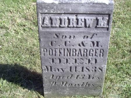 POFFINBARGER, ANDREW M - Jefferson County, Iowa | ANDREW M POFFINBARGER