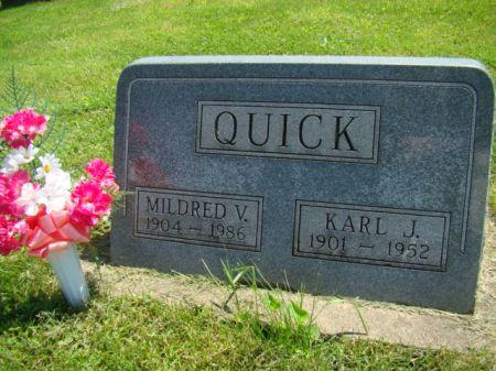 QUICK, KARL J - Jefferson County, Iowa | KARL J QUICK