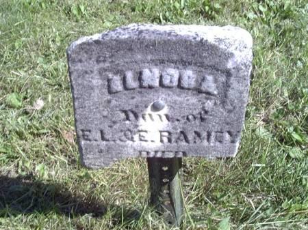 RAMEY, ELNORA - Jefferson County, Iowa | ELNORA RAMEY