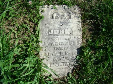 ROSS, JOHN - Jefferson County, Iowa | JOHN ROSS