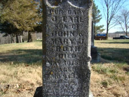 ROTH, J EARL - Jefferson County, Iowa | J EARL ROTH