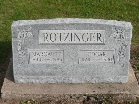 ROTZINGER, EDGAR - Jefferson County, Iowa | EDGAR ROTZINGER