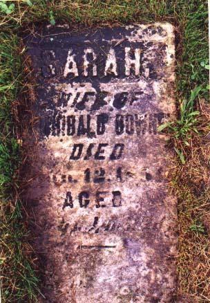 DOWNEY, SARAH - Jefferson County, Iowa | SARAH DOWNEY