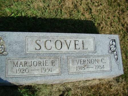 SCOVEL, VERNON C - Jefferson County, Iowa   VERNON C SCOVEL