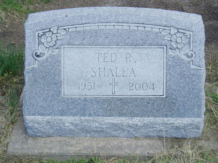 SHALLA, TED - Jefferson County, Iowa | TED SHALLA