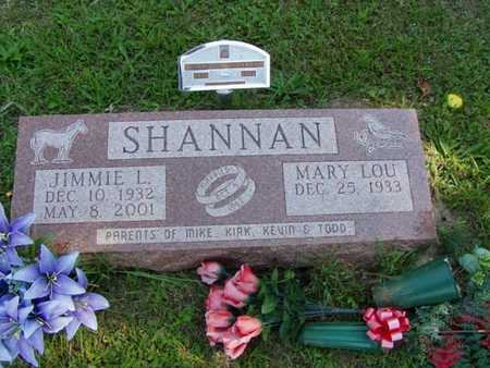 SHANNAN, JIMMIE L. - Jefferson County, Iowa | JIMMIE L. SHANNAN