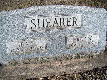 SHEARER, FREDERICK