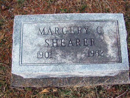 CARROLL SHEARER, MARGERY G - Jefferson County, Iowa | MARGERY G CARROLL SHEARER