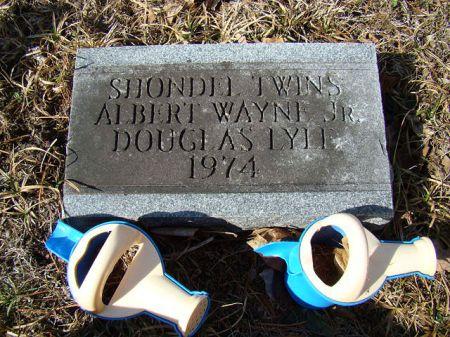 SHONDEL, DOUGLAS LYLE - Jefferson County, Iowa   DOUGLAS LYLE SHONDEL
