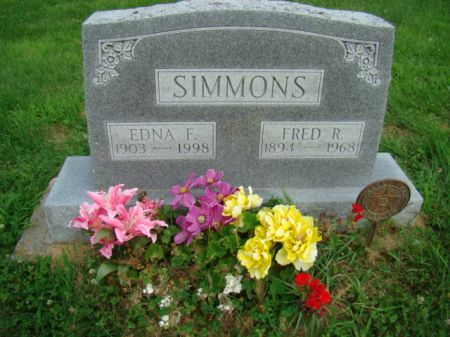 SIMMONS, FRED R - Jefferson County, Iowa | FRED R SIMMONS