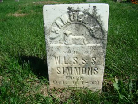 SIMMONS, SAMUEL A - Jefferson County, Iowa | SAMUEL A SIMMONS
