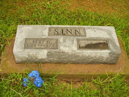 SINN, BERT - Jefferson County, Iowa | BERT SINN