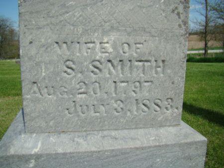 BONNER SMITH, ELIZABETH - Jefferson County, Iowa | ELIZABETH BONNER SMITH