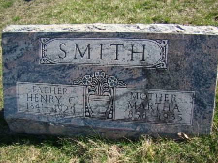 GIBERSON SMITH, MARTHA - Jefferson County, Iowa | MARTHA GIBERSON SMITH