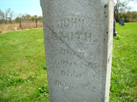 SMITH, JOHN - Jefferson County, Iowa | JOHN SMITH