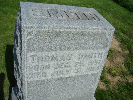 SMITH, THOMAS - Jefferson County, Iowa   THOMAS SMITH