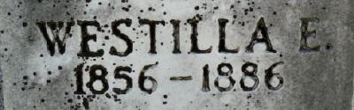 SMITH, WESTILLA E. - Jefferson County, Iowa   WESTILLA E. SMITH