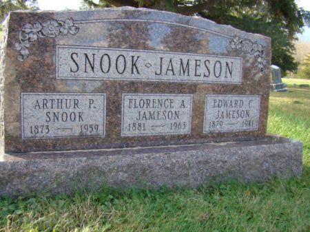 JAMESON, FLORENCE ANNA - Jefferson County, Iowa | FLORENCE ANNA JAMESON
