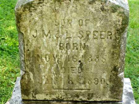 SPEER, JAMES - Jefferson County, Iowa   JAMES SPEER
