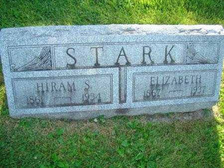STARK, HIRAM - Jefferson County, Iowa | HIRAM STARK