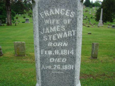 BARTON STEWART, FRANCES - Jefferson County, Iowa | FRANCES BARTON STEWART