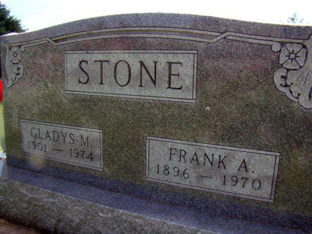 STONE, GLADYS M - Jefferson County, Iowa | GLADYS M STONE