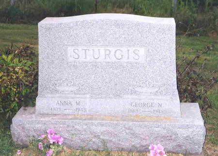 STURGIS, ANNA M. - Jefferson County, Iowa | ANNA M. STURGIS