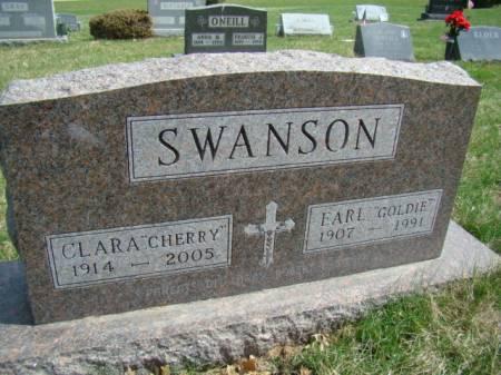 HAMMES SWANSON, CLARA