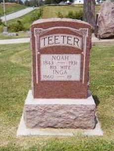 TEETER, NOAH - Jefferson County, Iowa | NOAH TEETER