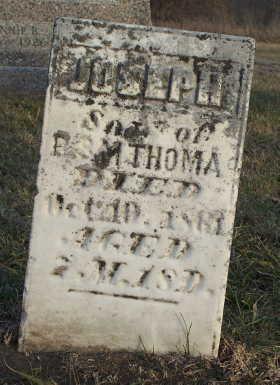 THOMA, JOSEPH - Jefferson County, Iowa | JOSEPH THOMA