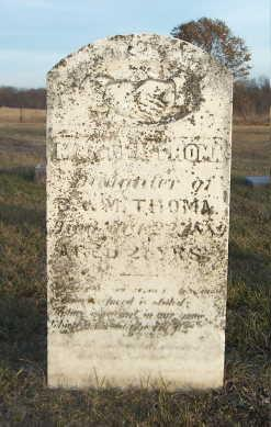 THOMA, MARTHA - Jefferson County, Iowa | MARTHA THOMA