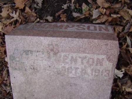 THOMPSON, JAMES BENTON - Jefferson County, Iowa | JAMES BENTON THOMPSON