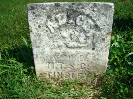 TINSLEY, ALICE - Jefferson County, Iowa | ALICE TINSLEY