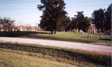 UPPER RICHWOODS, CEMETERY - Jefferson County, Iowa | CEMETERY UPPER RICHWOODS
