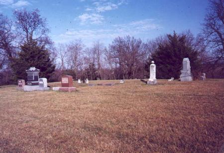 WALNUT HILL, CEMETERY - Jefferson County, Iowa | CEMETERY WALNUT HILL