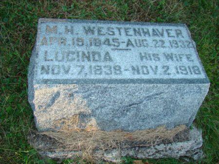SNOOK WESTENHAVER, LUCINDA - Jefferson County, Iowa | LUCINDA SNOOK WESTENHAVER