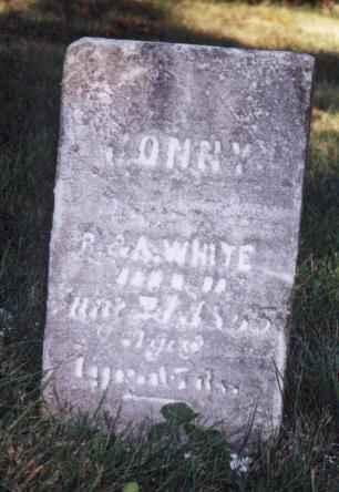 WHITE, JONNY - Jefferson County, Iowa | JONNY WHITE