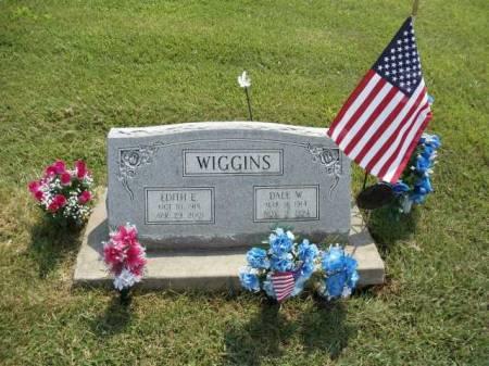 LILLYBLADE WIGGINS, EDITH ELIZABETH - Jefferson County, Iowa | EDITH ELIZABETH LILLYBLADE WIGGINS
