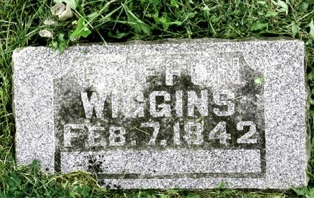 WIGGINS, GRIFFIN - Jefferson County, Iowa | GRIFFIN WIGGINS
