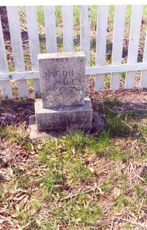 WILEY, JACOB - Jefferson County, Iowa   JACOB WILEY
