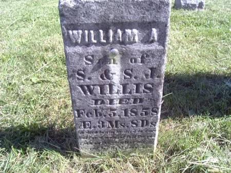 WILLIS, WILLIAM A - Jefferson County, Iowa | WILLIAM A WILLIS
