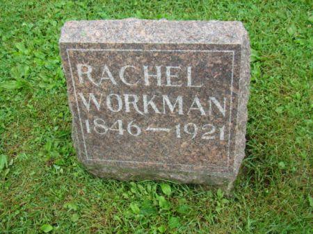 HARPER WORKMAN, RACHEL JANE - Jefferson County, Iowa | RACHEL JANE HARPER WORKMAN