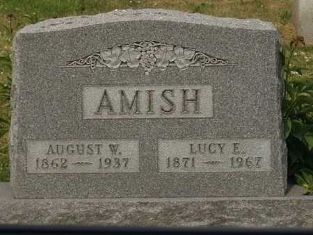 AMISH, LUCY E. - Johnson County, Iowa | LUCY E. AMISH